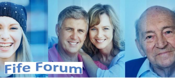 Fife Forum Spring / Summer 2016 Newsletter